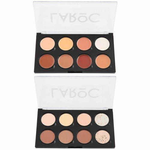 LaRoc 8 Colour Conceal & Contour Palette