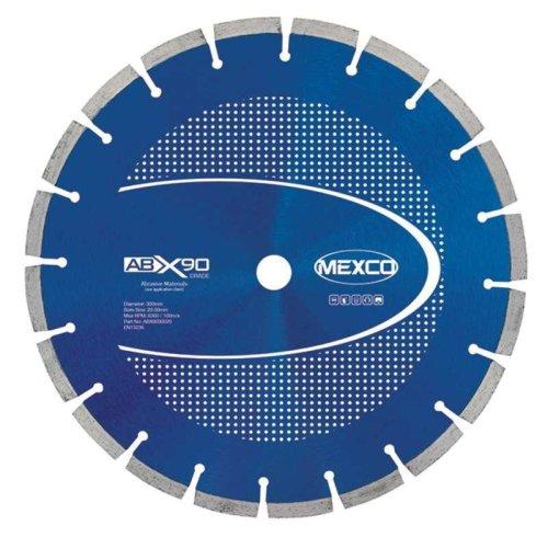 Mexco 125Mm Abrasive Materials X10 Grade Diamond Blade