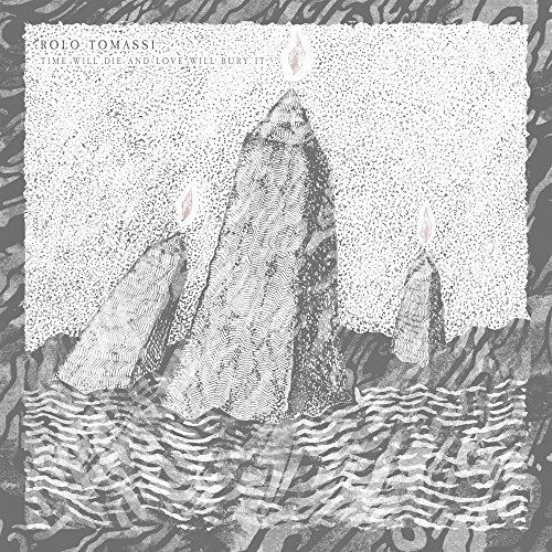 Rolo Tomassi - Time Will Die And Love Will Bury It [CD]