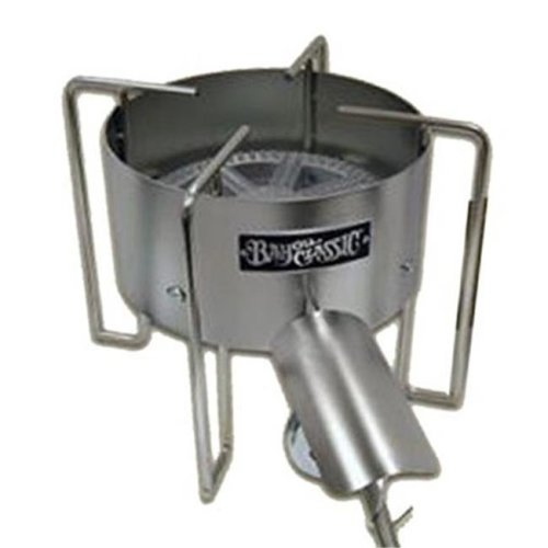 Bayou Classic SAB4 16 in. Stainless Propane Cooker