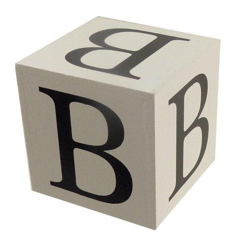 Wooden Block - Letter B