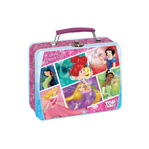 Top Trumps - Disney Princess Activity Tin