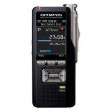 Olympus DS-7000 Flash card Black dictaphone