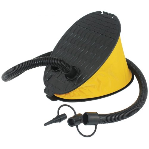 Yellowstone Heavy Duty 3L Foot Pump Inflator