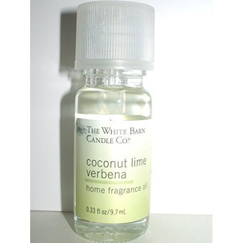Bath & Body Works Coconut Lime Verbena Home Fragrance Oil