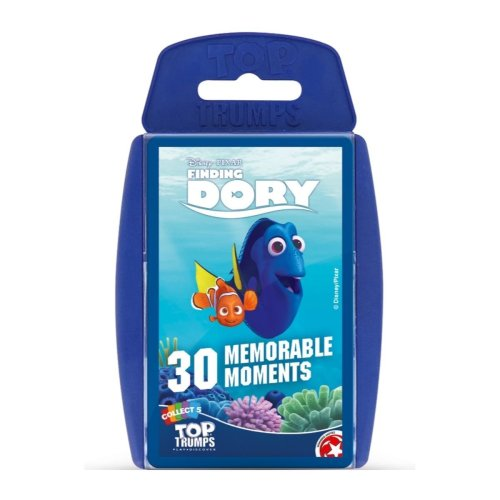 Finding Dory Top Trumps Card Game