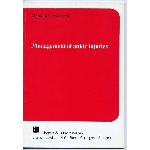Management of Ankle Injuries