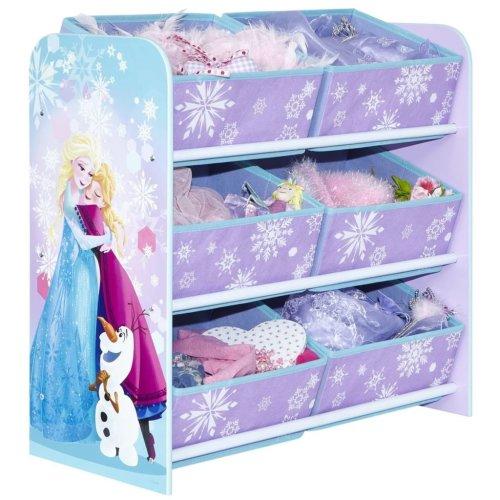 Disney Kid's Storage Unit Frozen 60x30x63.5 cm WORL234017