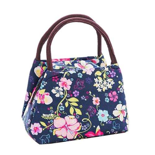 Portable Lunch Box New Lunch Bag Handbag Small Cloth Bag #3