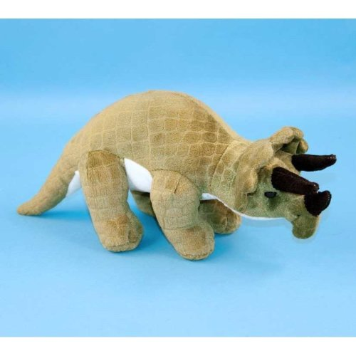Dowman Triceratops Soft Toy 30cm