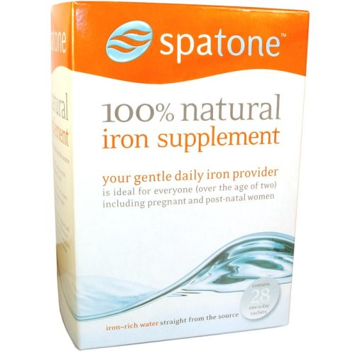 Spatone 28pc Iron Supplement Sachets | Daily Iron Supplement
