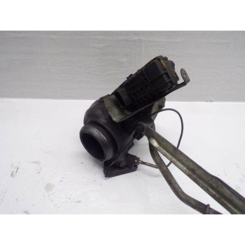 Mercedes C class W204 2.1 turbo with actuator A6460901080