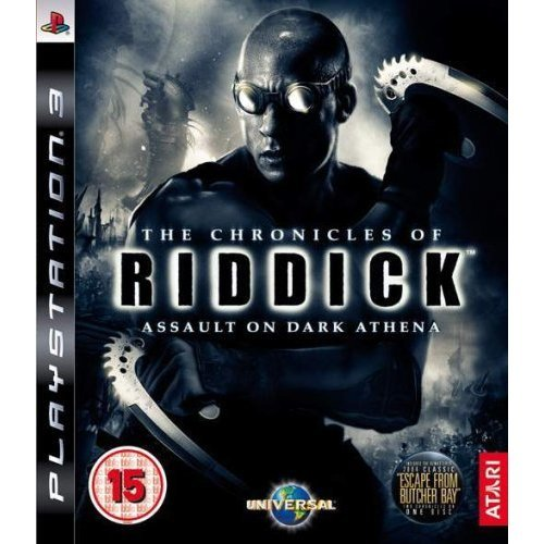 The Chronicles of Riddick: Assault on Dark Athena (Playstation 3)