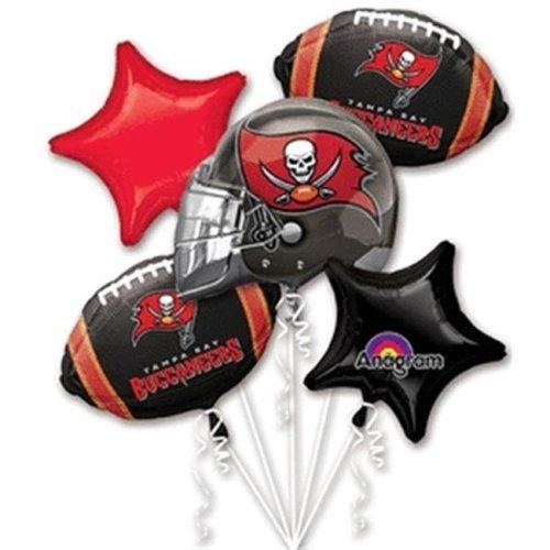 Anagram 74590 NFL Tampa Bay Buccaneers Foil Balloon Bouquet