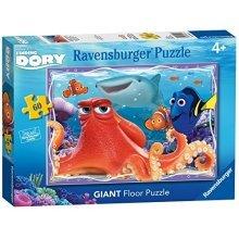 Ravensburger Disney Finding Dory, 60pc Giant Floor Jigsaw Puzzle