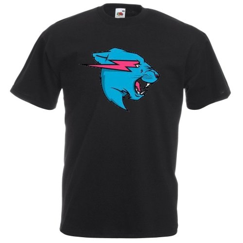Mr Beast Logo Kids T-shirt