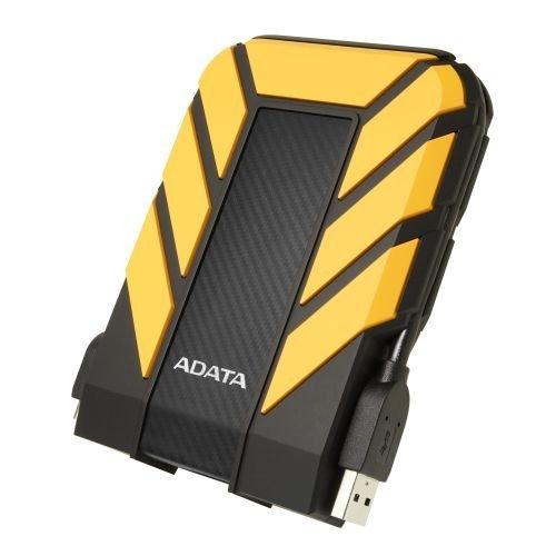 """Adata 4Tb Hd710 Pro Rugged External Hard Drive 2.5"""" Usb 3.1 Ip68 Water/Dust AHD710P-4TU31-CYL"""