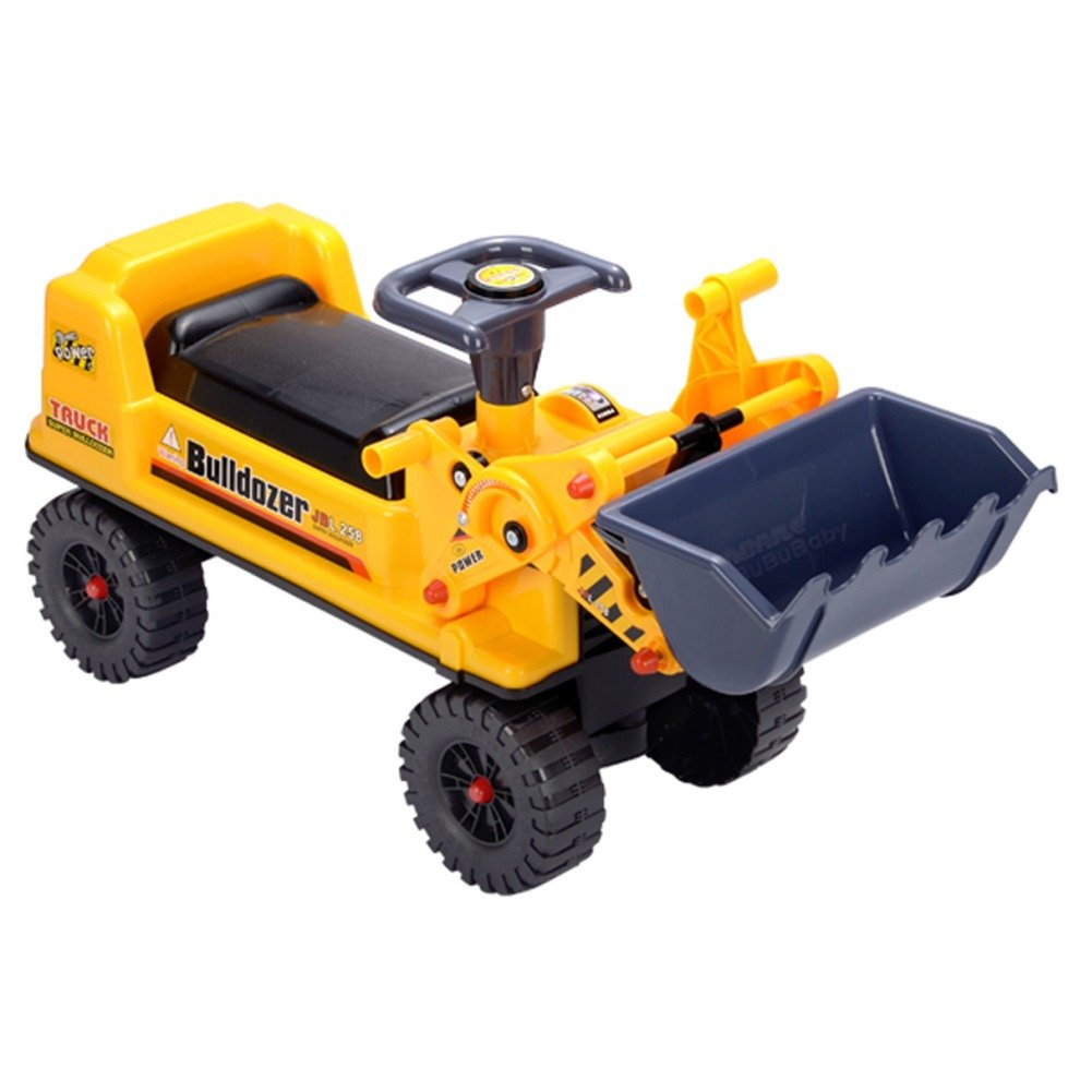 Deao Childrens Ride On Excavator Digger Kids Farm Outdoor