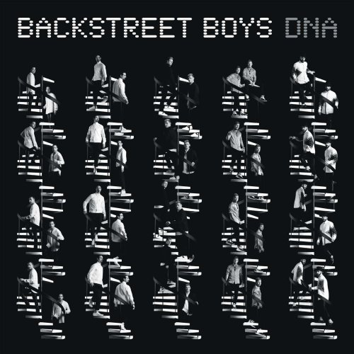 Backstreet Boys - DNA   CD