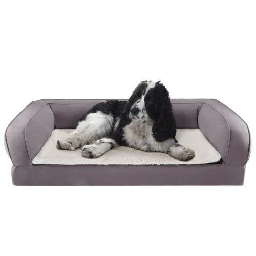Orthopaedic Dog Bed - Grey