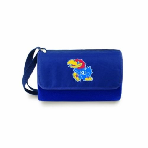 NCAA Kansas Jayhawks Outdoor Picnic Blanket Tote