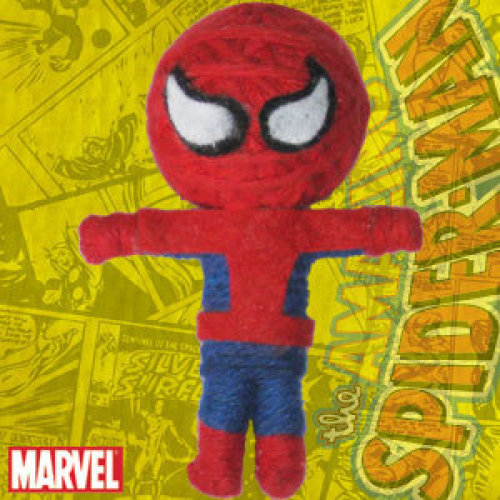 Cell Phone Charm - Marvel - spiderman New Gifts Toys string Doll vd-mvl-0005