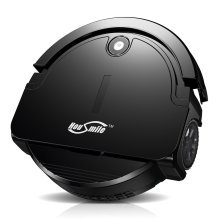 Housmile Robotic Vacuum Cleaner Drop-Sensing Technology and Powerful Suction