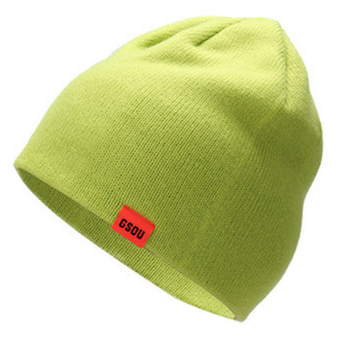 aa8891ded73cc Unisex Stylish Soft Warm Beanie Hat Ski Snow Cap Knit Winter Hats  Yellow Green on OnBuy