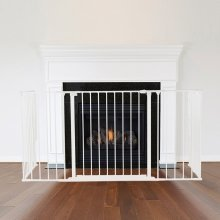 Safetots Multi Panel Fire Surround White