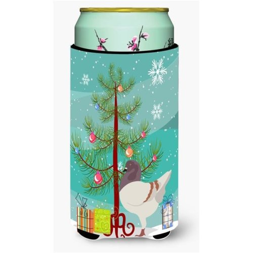 Carolines Treasures BB9316TBC German Modena Pigeon Christmas Tall Boys Beverage Insulator Hugger