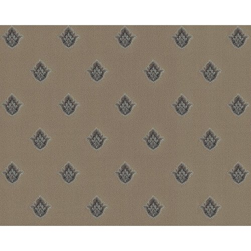EDEM 9043-26 Baroque non-woven wallcovering shiny brown beige 10.65 sqm