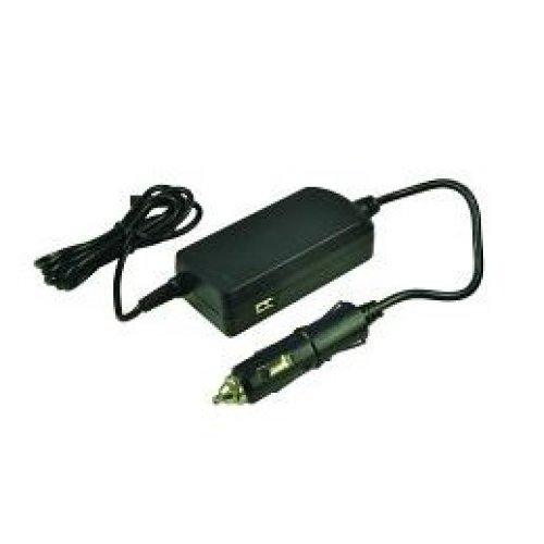 2-Power CCC0741G Auto 45W Black power adapter/inverter
