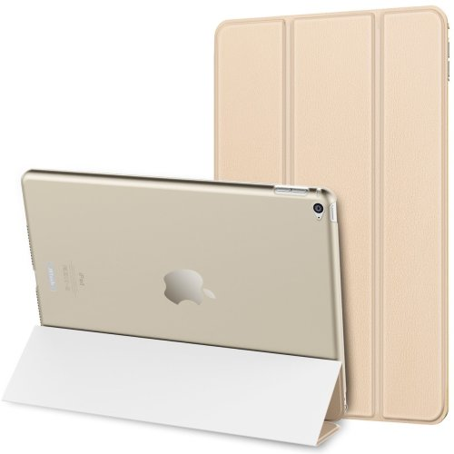 JETech iPad Air 2 Case Slim-Fit Smart Case Cover (Gold) - 3040C