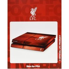 Official Liverpool FC - PlayStation 4 Console Skin - PS4