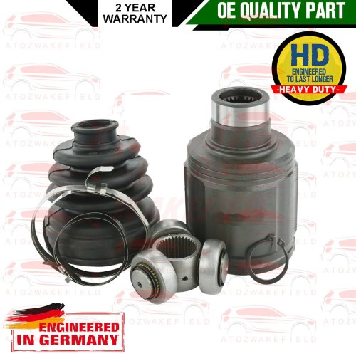 FOR HONDA ACCORD CR-V FR-V 2.2 CTDi DTEC FRONT INNER RIGHT CV JOINT BOOT KIT