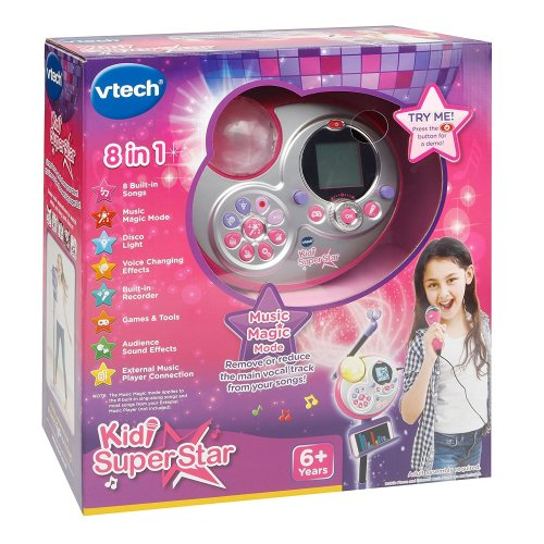 VTech 178503 Kidi Super Star Toy