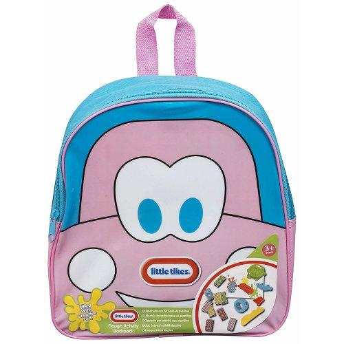 LITTLE TIKES | Filled Backpack Dough Set