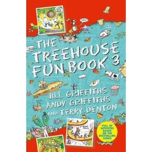 Treehouse Fun Book 3, The