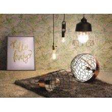 LED Light Bulb - Low Energy - Warm White - Globe - 15 W, E 27, 9.5x13.3 cm