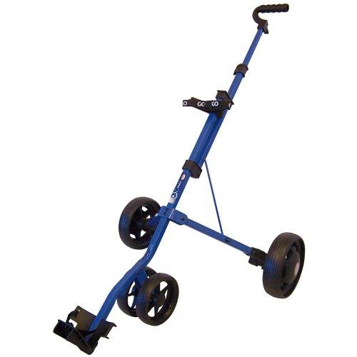 Go Junior Kids Adjustable Childrens Golf Trolley