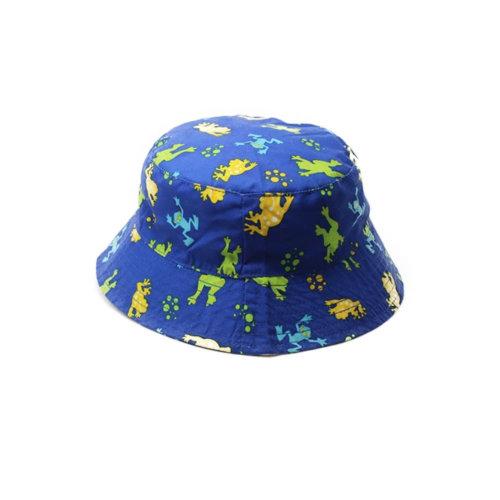Summer Fashion basin Sun Protection Hat Shading Of The Girls  (Blue)