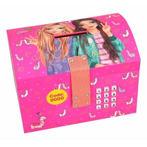 Depesche TopModel Alpaca Money Box - Code and Sound Pink