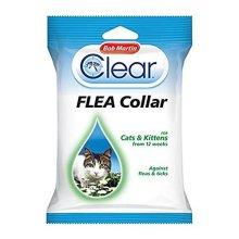 Bob Martin Clear Flea Collar - Cat