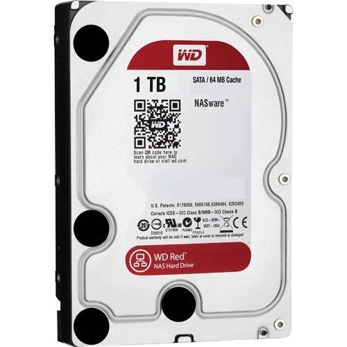 1Tb WD RED SATA3 64Mb Hard Drive