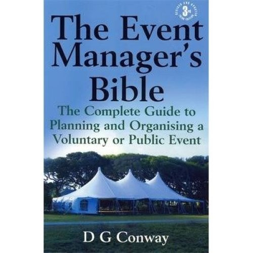 The Event Manager's Bible