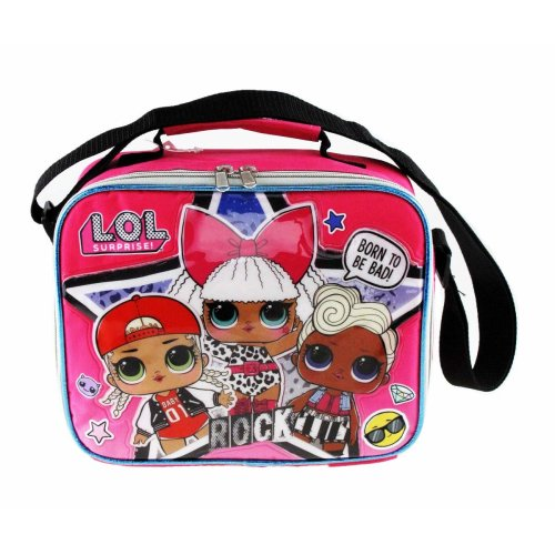 Lunch Bag - LOL Surprise - Rock Star Kit Case New 008833