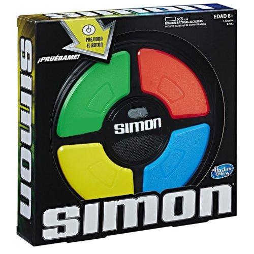 Hasbro Gaming–Classic Simon Game (b7962eu4)