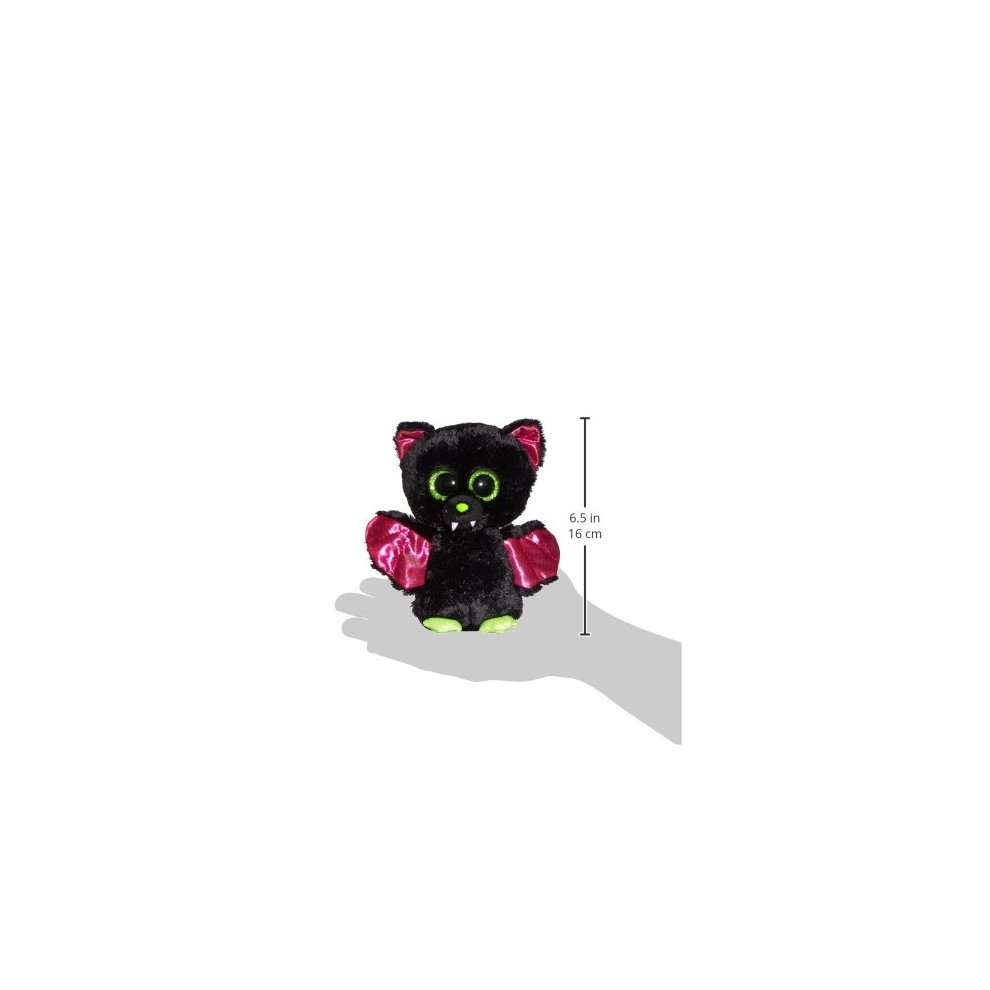 9a101c169ac ... Ty Beanie Boo 41200 Igor Bat 15 cm Glitter Eyes with Glitter Wings and  Ear Caps.