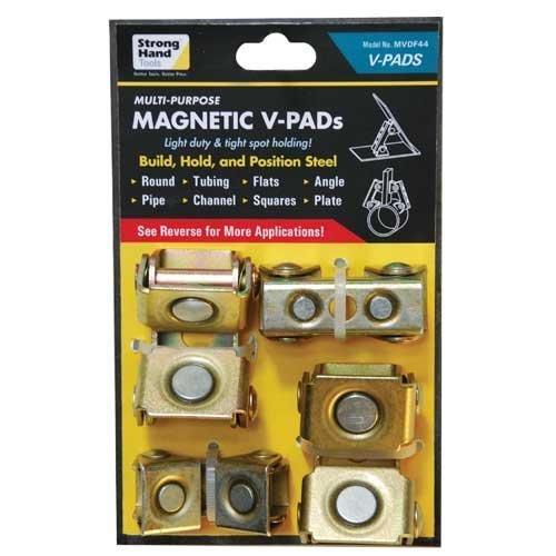 Strong Hand Magnetic V Pads Mvdf44 Adjustable