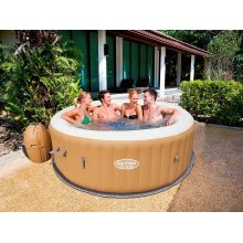 Lay Z Spa Inflatable Hot Tube 6 Seater - PALM SPRINGS